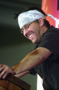 David Foster Wallace at New Yorker Magazine Festival